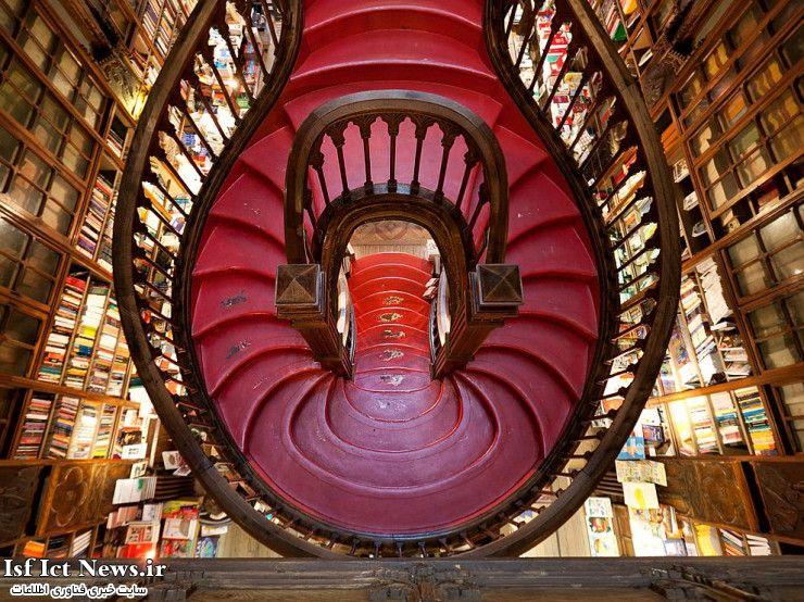 Top 10 Libraries-Livraria Lello Porto-Photo by Ilya Varamov