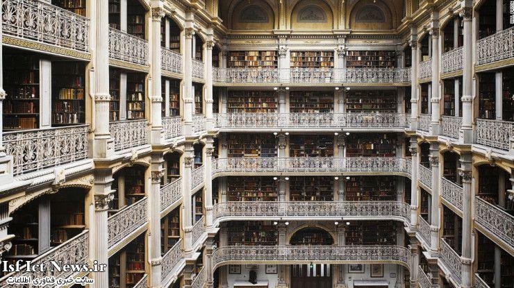 Top 10 Libraries-Peabody