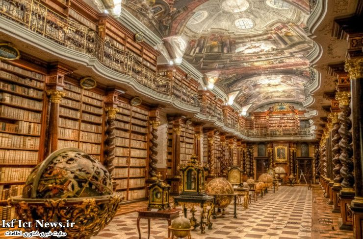 Top 10 Libraries-Theological Hall2