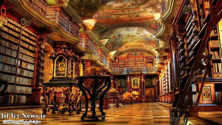 Top 10 Libraries-Theological Hall3