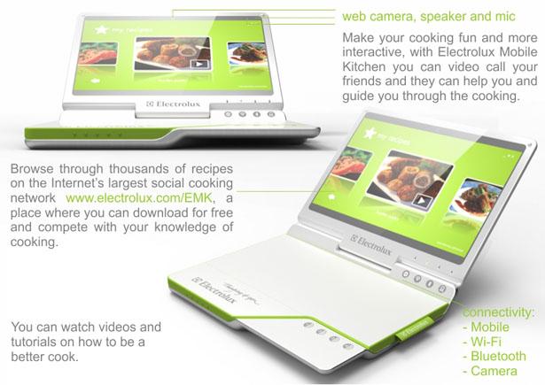 اجاق لپ تاپ