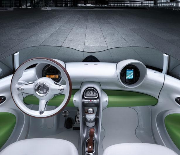 ماشین الکتریکی هوشمند