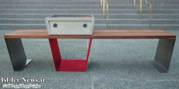solar-powered-'smart-benches