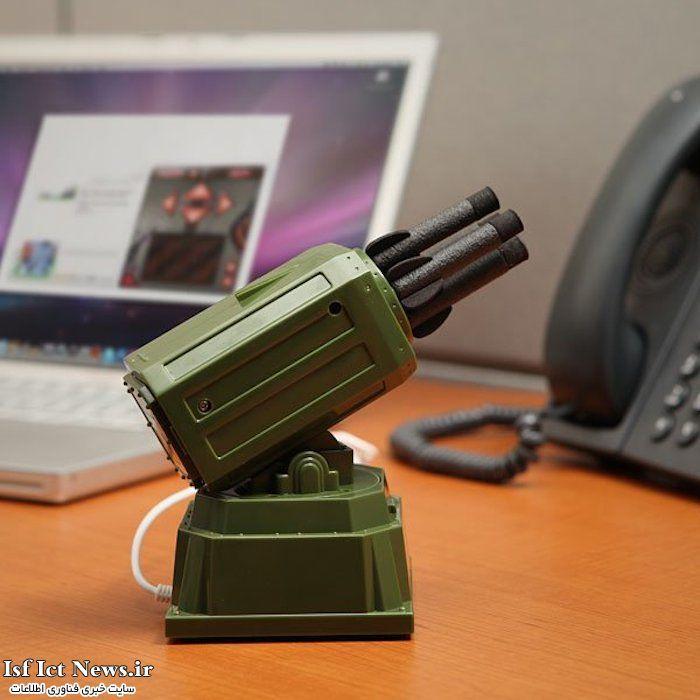 موشک USB پرتاب