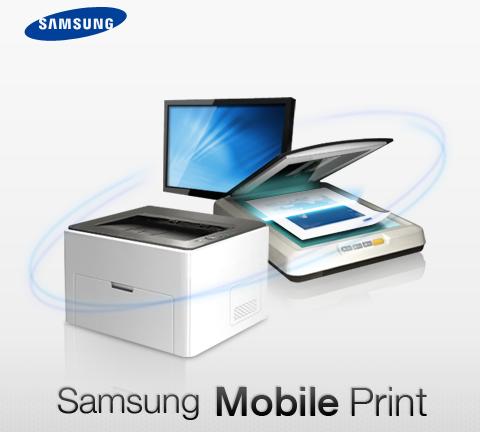 Mobile Print سامسونگ