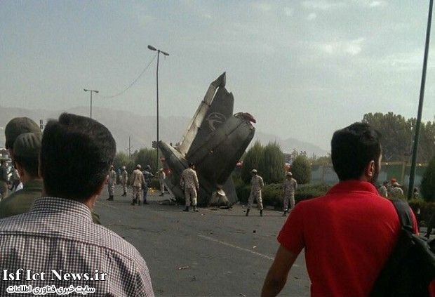 Plane-crashes-Iranian-airp