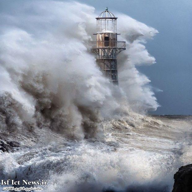 Cast-Iron Lighthouse, Whiteford, UK