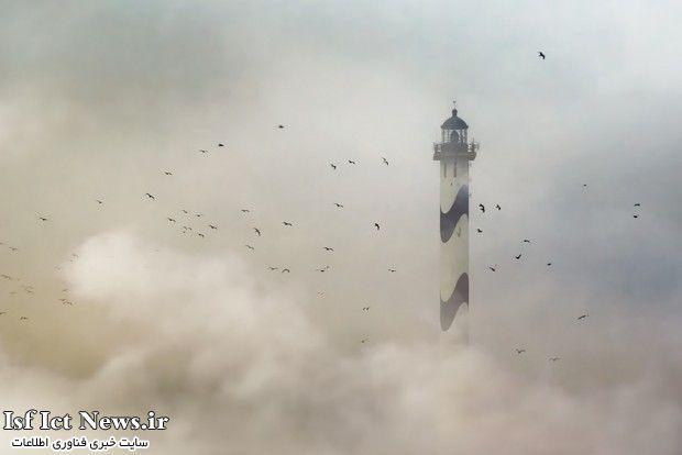 The Lange Nelle Lighthouse, Ostend, Belgium