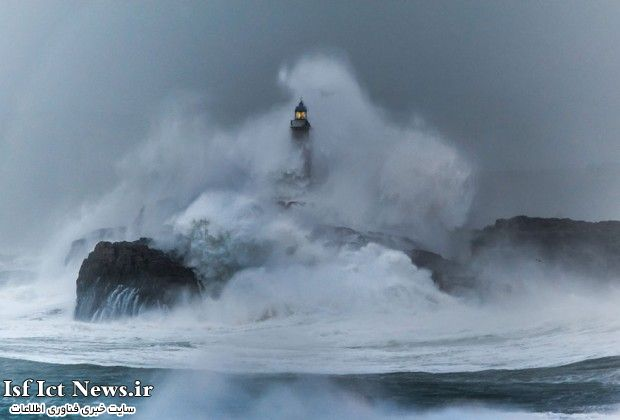 Mouro Island Lighthouse (Built In 1860), Spain