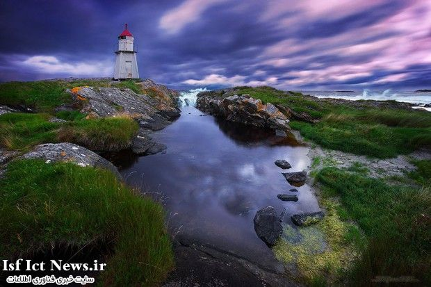 Molnes Lighthouse, Norway