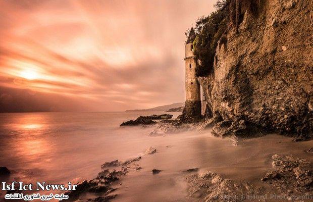 Victoria Beach Lighthouse (Built In 1926), California, USA