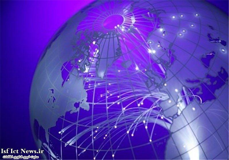 ظرفیت اینترنت کشور