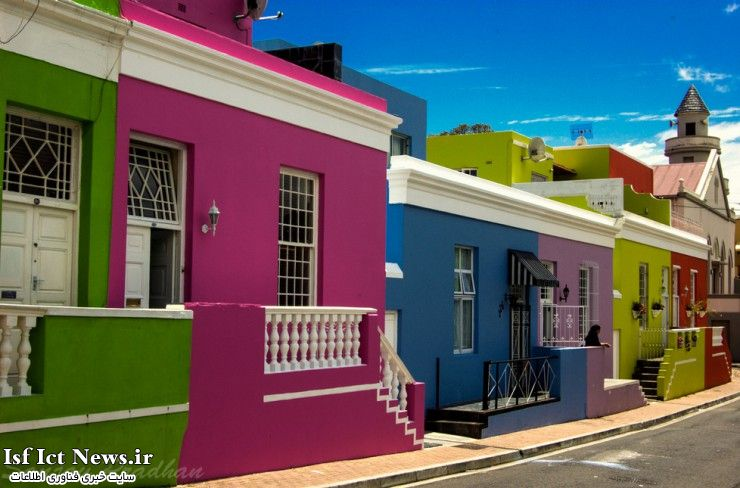 28. Bo-Kaap, Cape Town, South Africa