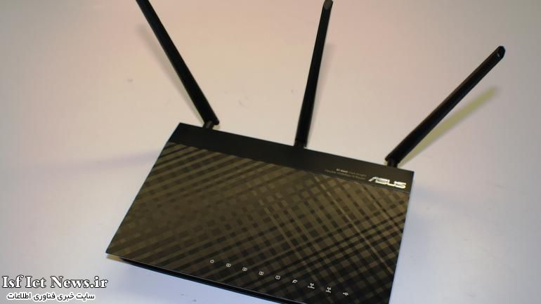 Asus RT-N66U Dark Knight Double 450Mbps N Router