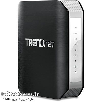 Trendnet TEW-818DRU Dual Band Wireless Router