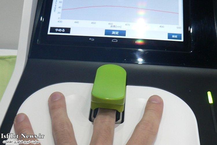 سنسور جدید شارپ برای تشخیص فاکتور AGE رگهای خونی