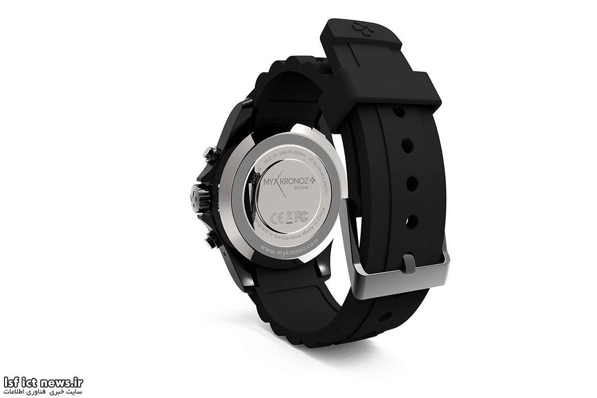 ساعت هوشمند zeclock