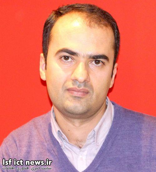 علی امیدوار مدیر عامل شرکت همکاران سیستم اصفهان