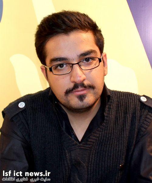 محمد خلیلیان مدیر IT دانش پژوهان