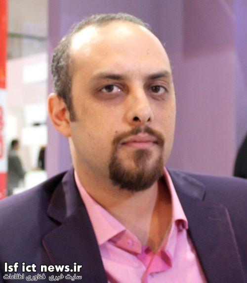 مهران بهشتی مدیرعامل شرکت یارافزار