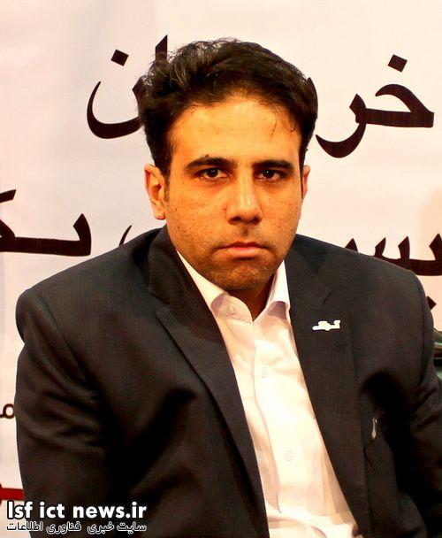 کردیان مدیر منطقه ای شرکت آسیاتک در اصفهان