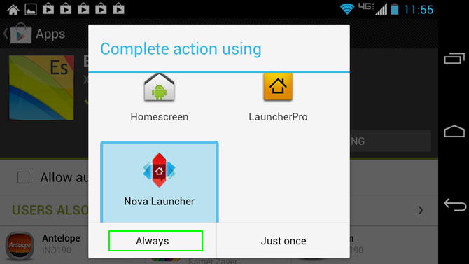 complete-action-launcher