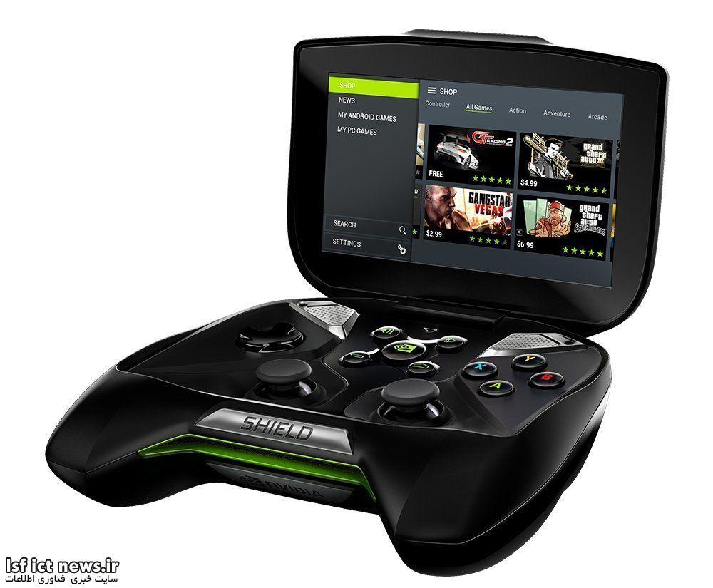 تبلت Nvidia Shield