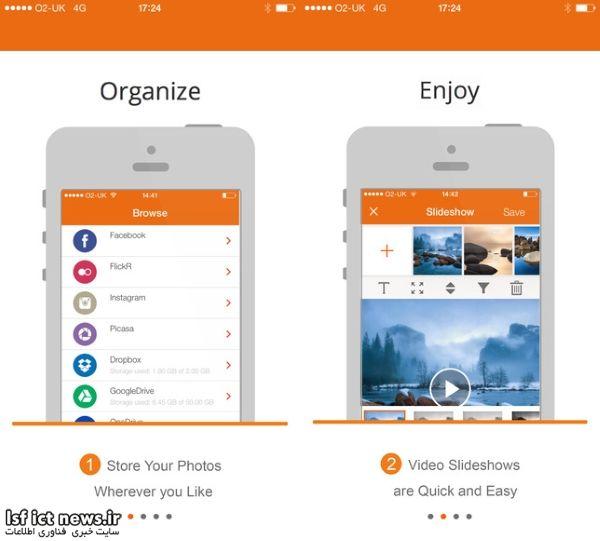 معرفی !YoVivo؛ اپلیکیشنی برای گردآوری و مدیریت تصاویر از سرویس های مختلف اینترنتی