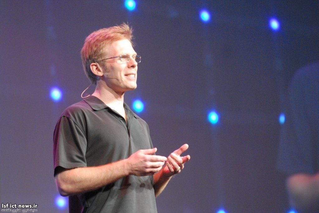 john carmack co founder of id software is best known as the creator of doom but he pioneered 3d graphics tricks and techniques that are still at work today