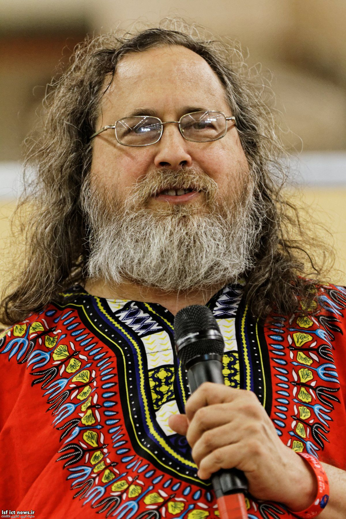 richard stallman has been fighting for software freedom since the eighties spearheading multiple successful projects to spread programs and tools that arent owned by any one company