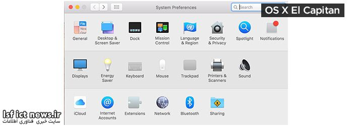 Apple El capitan VS Microsoft Windows 10 36