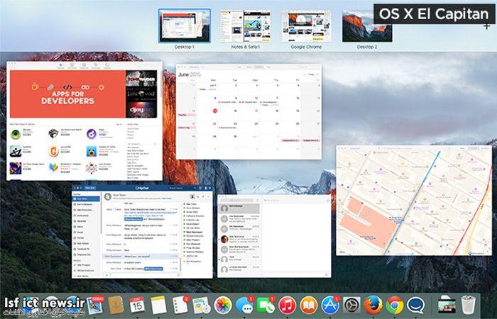 Apple El capitan VS Microsoft Windows 10 7