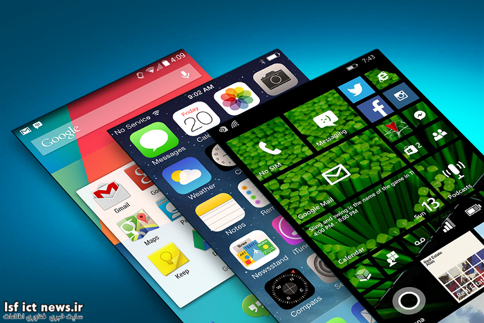 android vs ios windows