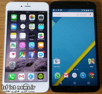 iphone nexus6