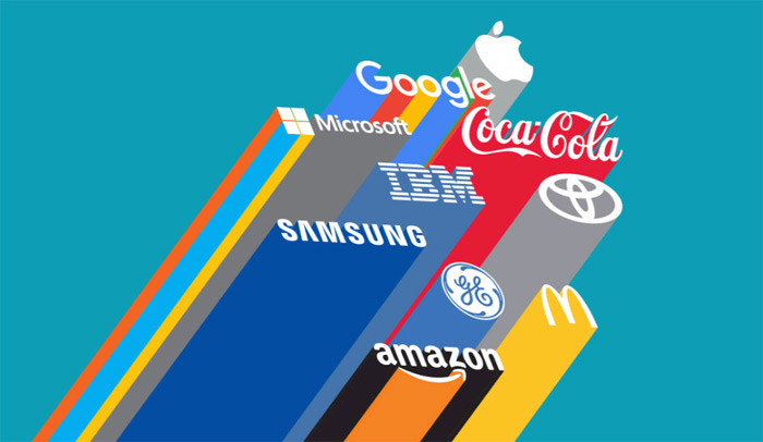 top 10 golbal branding 2015