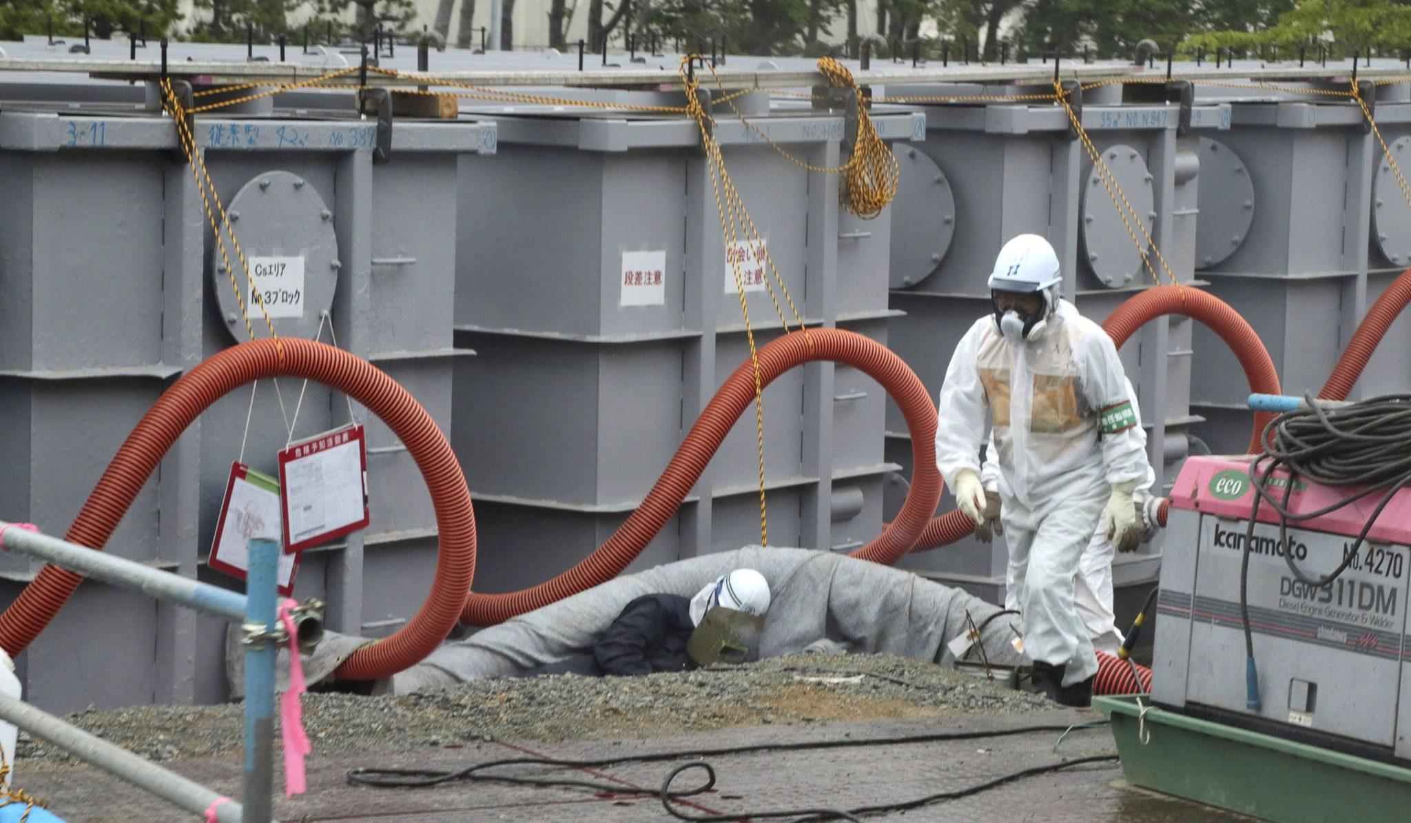 Contamination-at-Fukushima-Daiichi