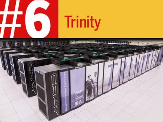 ده ابر رایانه برتر در میان قدرتمندترین ابر رایانههای حال حاضر جهان